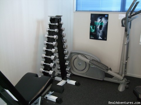 Gym - 301 Oxleys Rock Apartment