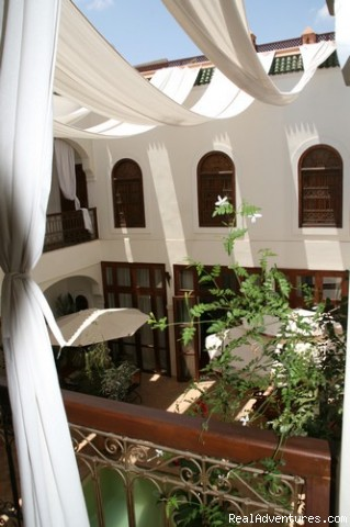 Internal view - Riad and SPA Mandalay