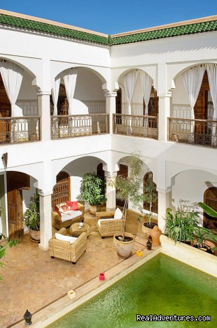 Riad and SPA Mandalay Marrakech, Morocco Bed & Breakfasts