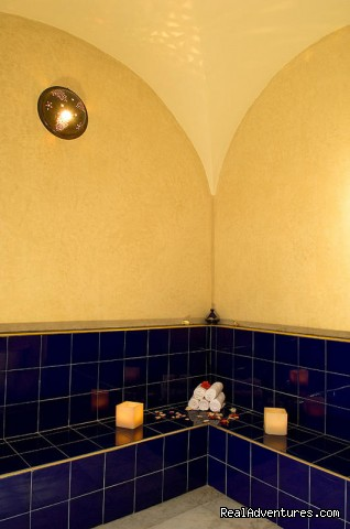 Hammam  - Riad and SPA Mandalay
