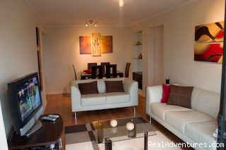 Luxury Apartment to rent in Lima.