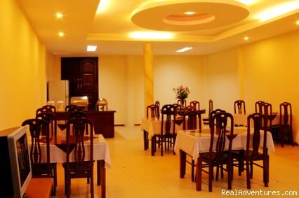 A Hanoi PhuDo hotel
