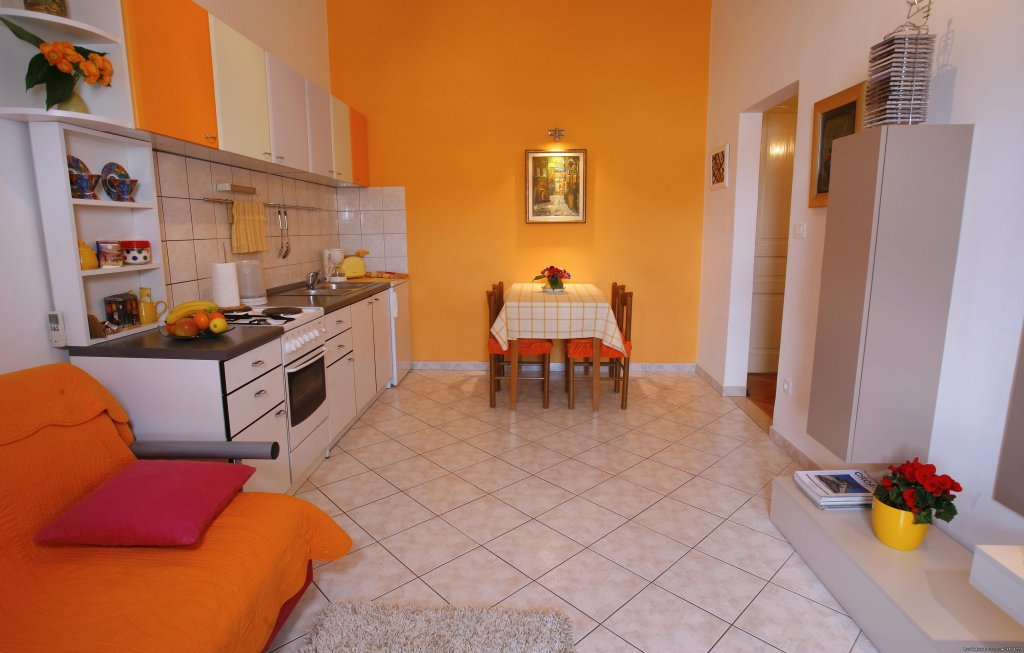 Kitchen | Image #6/23 | A lovely apartment Marmont in heart of town Split