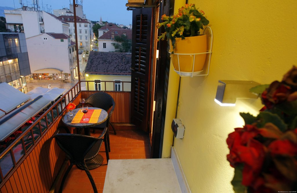 Private Balcony | Image #10/23 | A lovely apartment Marmont in heart of town Split