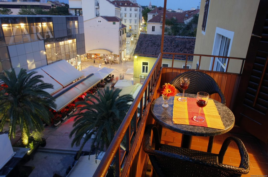 Private Balcony | Image #2/23 | A lovely apartment Marmont in heart of town Split