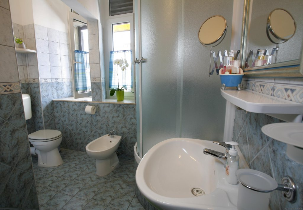 Bathroom | Image #16/23 | A lovely apartment Marmont in heart of town Split