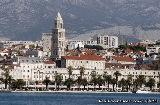 Sea port - A lovely apartment Marmont in heart of town Split