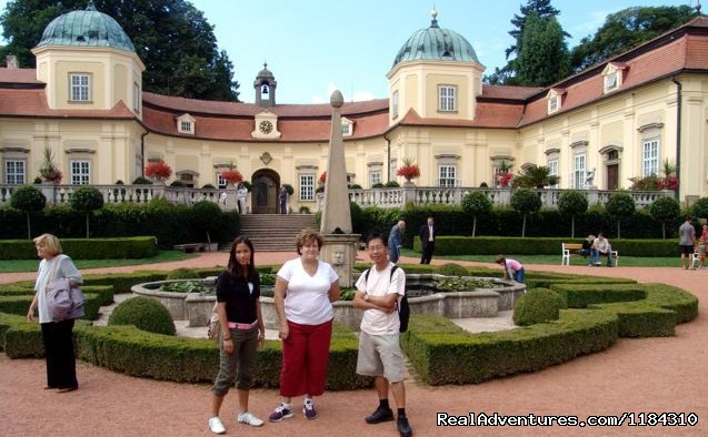 Private family trip in Buchlovice chateau - Europe  private tours