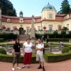 Private family trip in Buchlovice chateau