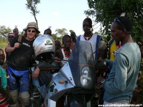 - Motorcycle Adventure Tours in Ethiopia