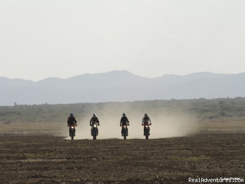 Lake Stephany, South Ethiopia - Motorcycle Adventure Tours in Ethiopia