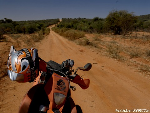 Mago National Park, South Ethiopia - Motorcycle Adventure Tours in Ethiopia