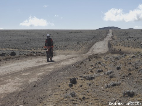 Bale Mountains, South East Ethiopia - Motorcycle Adventure Tours in Ethiopia