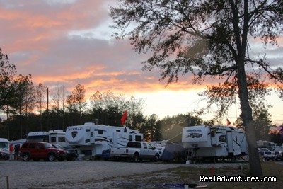 - University Station RV Resort