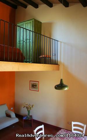 loft - La Frescura agriturismo, to find Sicily