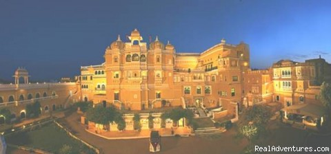 Heritage Palace in Rajasthan - Colorful & Incredible India Tours & Packages