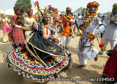 Folk Dance of Rajasthan - Colorful & Incredible India Tours & Packages