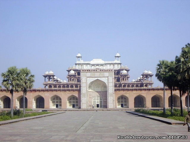 Fatehpur Sikri - Colorful & Incredible India Tours & Packages