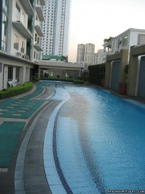 Ortigas Center 1-BR Hotel Condo Suite Pasig, Metro Manila, Philippines Vacation Rentals