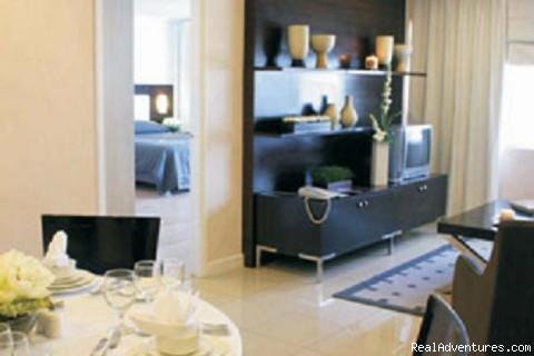 Standard 1-BR suite - Ortigas Center 1-BR Hotel Condo Suite