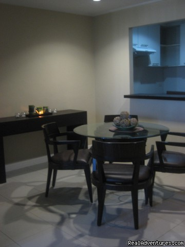- Ortigas Center 1-BR Hotel Condo Suite