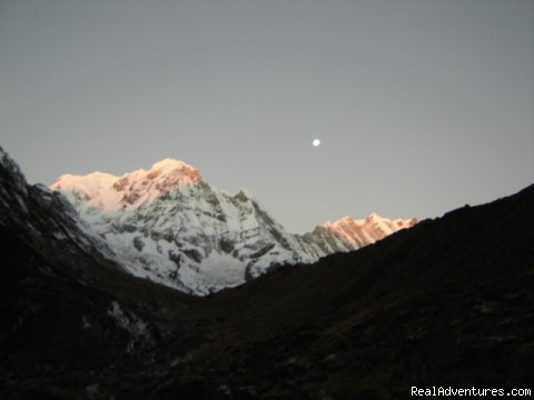 Annapurna South 7219m - Responsible Adventures