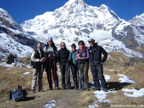 Annapurna Base camp Trekkers - Responsible Adventures
