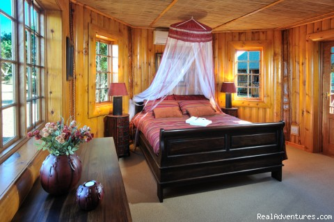 Addo Afrique Elephant Lodge Bedroom