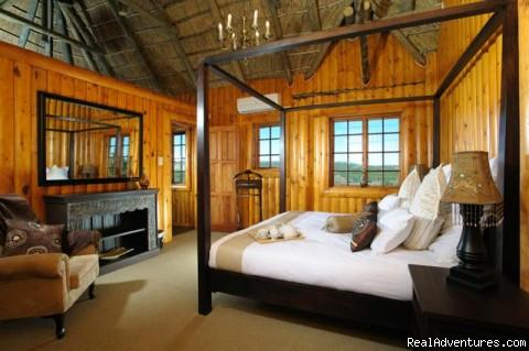 Bedroom - Addo Afrique