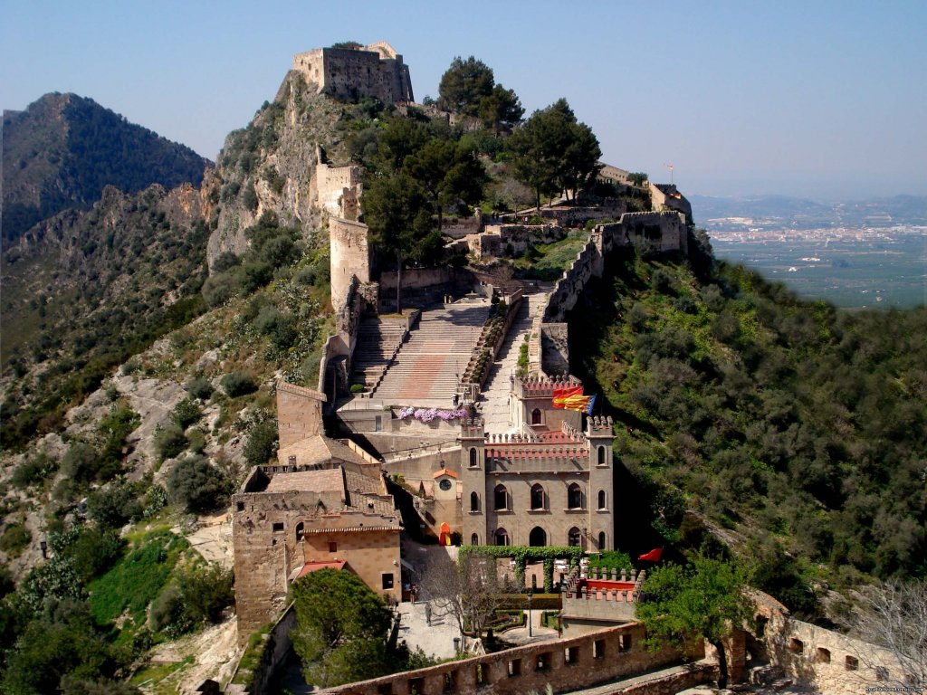 The Castle of Xativa