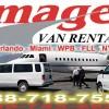 ORLANDO Van Rentals 15 Pass