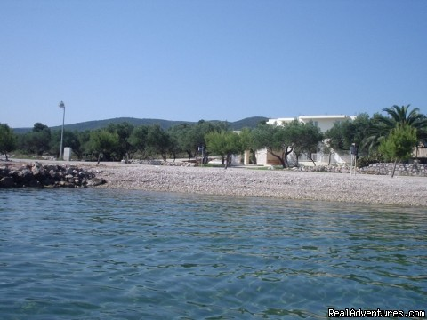 Apartments  Peninsula Peljesac: