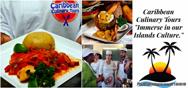 Chef Freda with Summer Picks - A Taste of Barbados 7 Days 6 Nights Culinary Tour