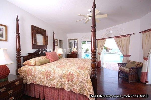 Jamaica Villa Bedroom | Image #4/6 | A Taste of Jamaica 7 Day Cooking Vacation