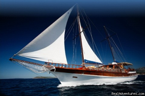 Croatia Yachting , Split - motorsailer charter - Croatia Yachting - Luxury cruises