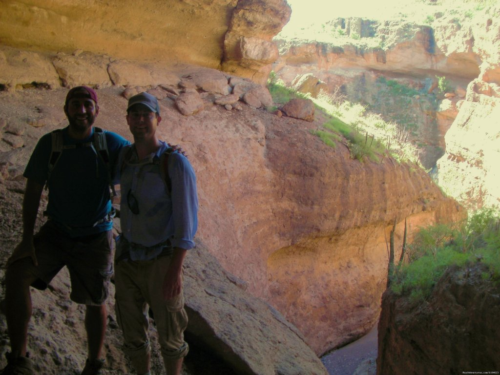 Image #3/26 | Sonoran Canyonlands Hiking and/or Riding Adventure