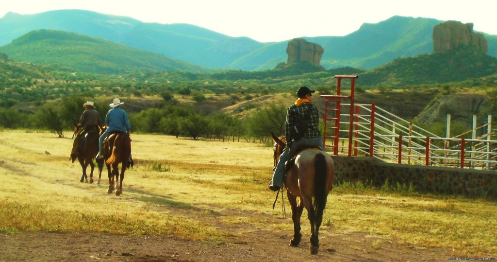 Image #13/26 | Sonoran Canyonlands Hiking and/or Riding Adventure
