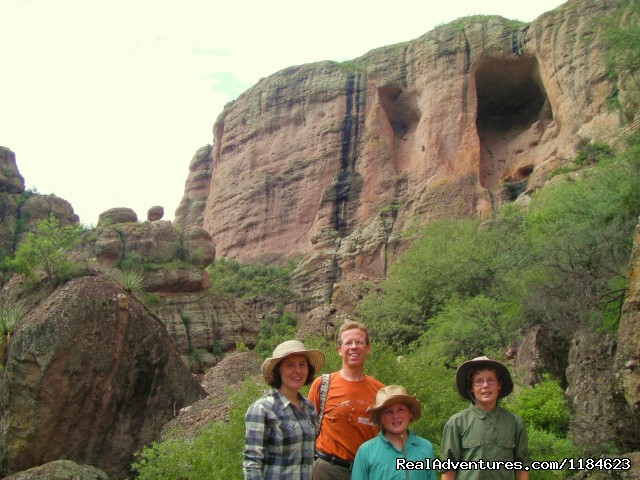 Image #12 of 26 - Sonoran Canyonlands Hiking and/or Riding Adventure