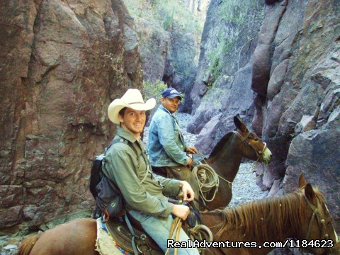 Image #24 of 26 - Sonoran Canyonlands Hiking and/or Riding Adventure