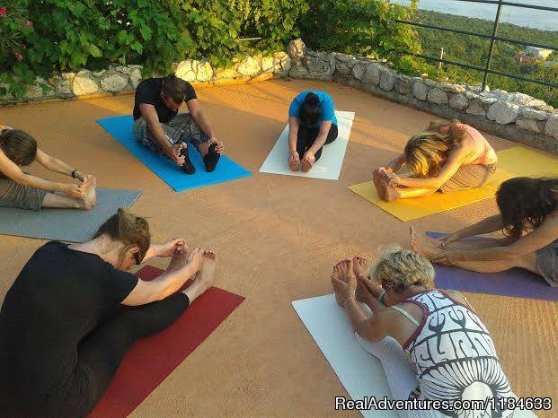 Hvar yoga week - single room - Yoga vacation in Croatia