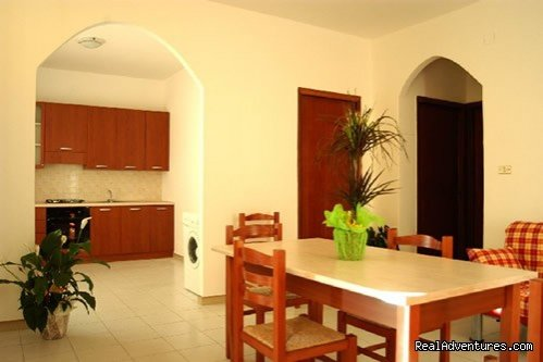 KITCHEN | Image #7/10 | Sicily Holiday Home Rent Euro 20 Per Person