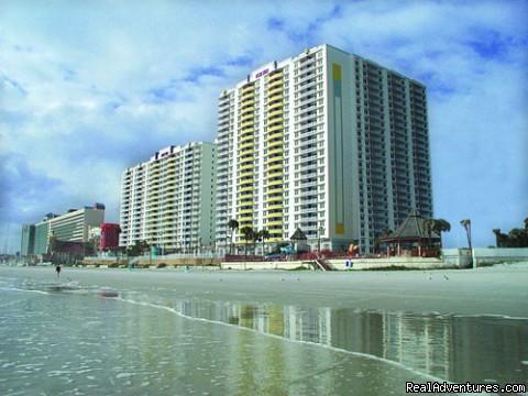BIKETOBERFEST Daytona  Oceanwalk:
