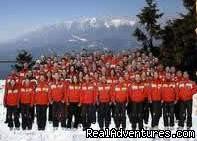 Ski package in Transylvania with ski courses Ski school team Poiana Brasov