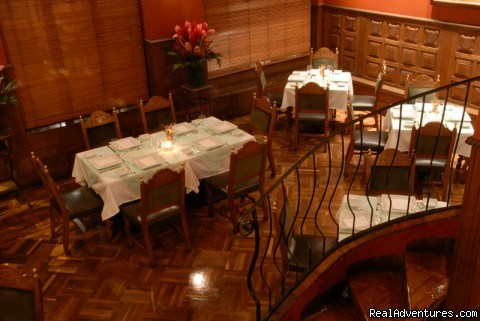 Restaurant Casa Medina (#2 of 4) - Business Travel