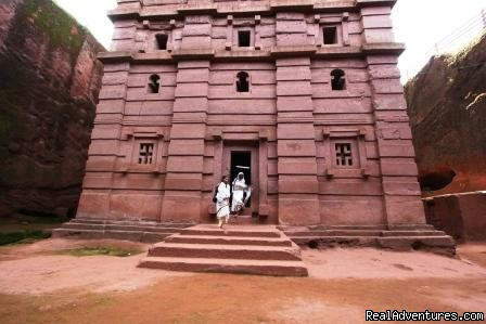 The Rock-Hewn churches of Lalibela - Meskel Festival Tour-a cultural tour to Ethiopia
