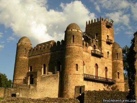 Castles of Gondar (#7 of 8) - Meskel Festival Tour-a cultural tour to Ethiopia