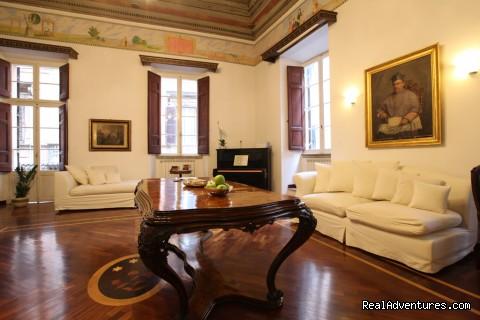 Palazzo del Duca SALON