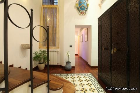 ENTRANCE - Palazzo del Duca
