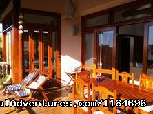 Varanda - Brazil, Trancoso: apartment in golf condo at beach