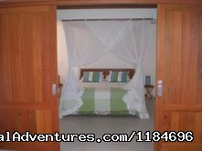 Double Bed, Air Co And Mosquito Net - Brazil, Trancoso: apartment in golf condo at beach